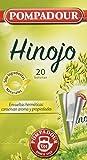 Pompadour Té Infusion Hinojo - 20 bolsitas - [pack de 5]