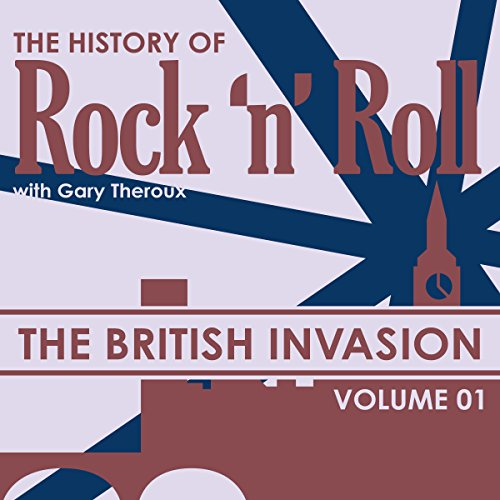 The British Invasion, Volume 1 audiobook cover art