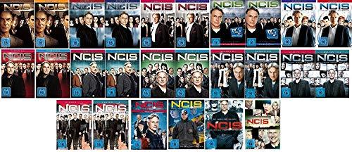 Navy CIS / NCIS Staffel 1 bis 15 (1.1 - 11.2 + 12 + 13 +14 +15) im Set - Deutsche Originalware [90 DVDs]