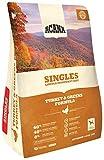 ACANA Turkey & Greens Dry Dog Food 4.5 Lb. Bag. Biologically Appropriate Dog Food