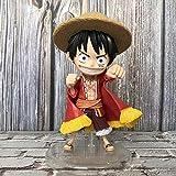 ZYBZGZ One Piece Action Figure Cappello di Paglia Luffy Gruppo Sauron Anima Tiger Caccia Bambola Lim...