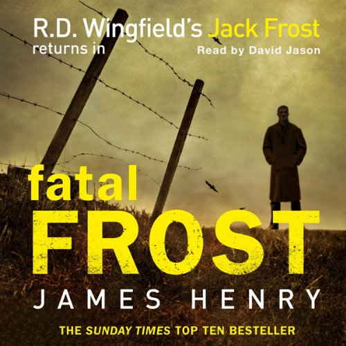 Fatal Frost cover art