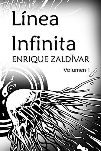 Línea Infinita: Obras imaginativas, paisajes, naturalezas muertas y vida salvaje (Dibujos a tinta y plumilla nº 1)