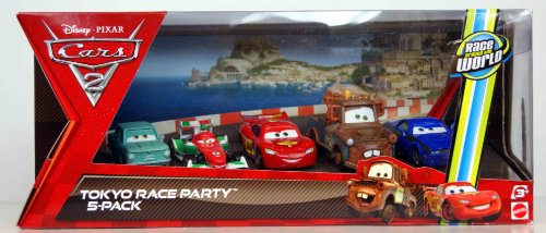 Pixar CARS 2 Movie 155 Die Cast Car #15 Race Team Sarge Disney