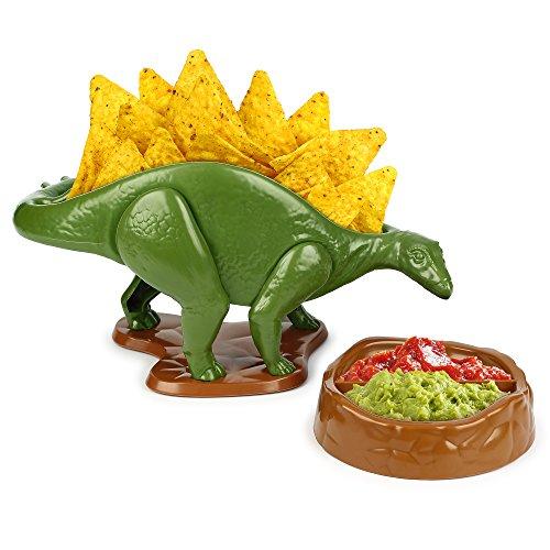 Barbuzzo Nachosaurus Chip and Dip Serving Set Standard