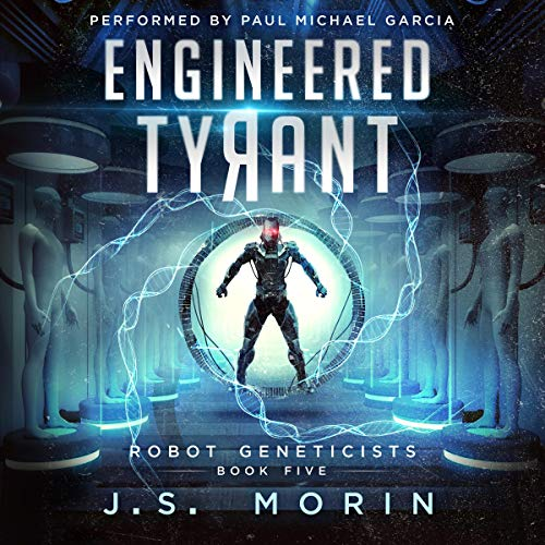 Engineered Tyrant audiobook cover art
