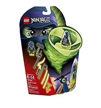 LEGO Ninjago Airjitzu Wrayth Flyer 70744 Building Kit