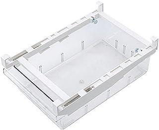 Boîte de rangement pour réfrigérateur Cuisine Stockage de nourriture Frais de stockage congelé Boîte d'organisation de sto...