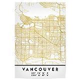artboxONE Poster 30x20 cm Städte Vancouver Canada Street