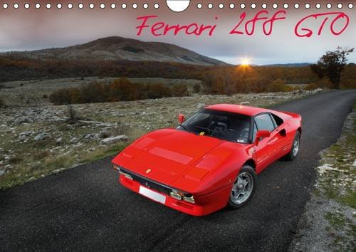 Ferrari 288 GTO 2016: Ferrari 288 GTO (Calvendo Technology)