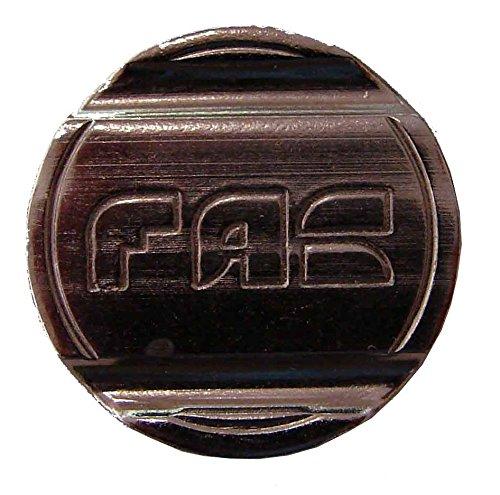 FAS 10 gettoni Calcio Balilla con gettoniera FA29