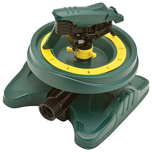 Melnor 2983 Pattern Sprinkler, Basic, Adjustable Base