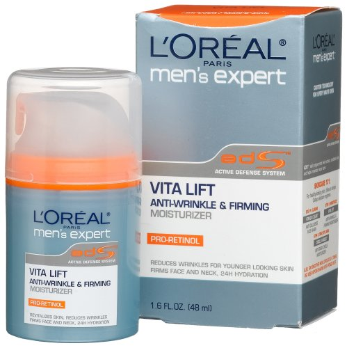 Loreal Mens Expert Vita specialty shop Lift Rare and Moisturize Firming Anti-wrinkle