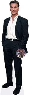 Patrick Swayze (Black Suit) Mini Cutout