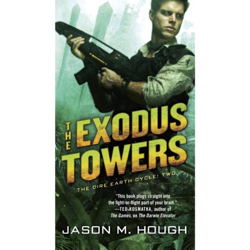 The Exodus Towers cover art