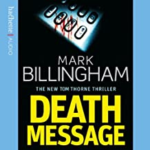 Death Message: Tom Thorne, Book 7