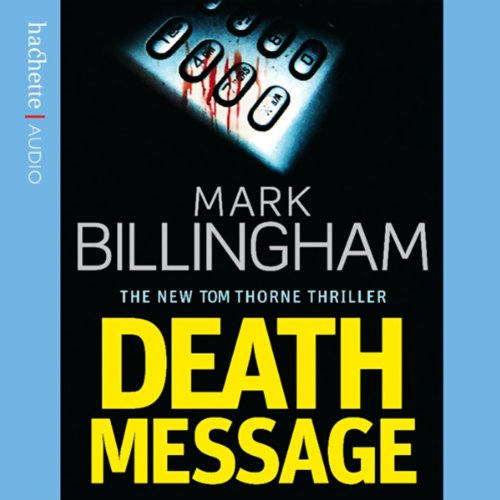 Death Message audiobook cover art