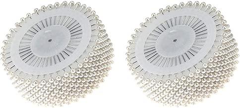Radicalsign 480Pcs Multi Round Pearl Head Dressmaking Pins Weddings Corsage Florists Sewing Tools Women Mini Ball Handmade Crafts Accessory