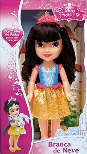 Mimo Brinquedos Mimo Boneca Branca de Neve Classica , Azul