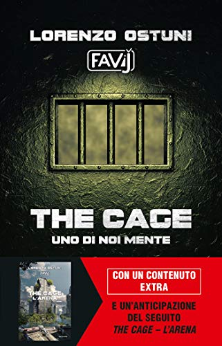 The cage: Uno di noi mente