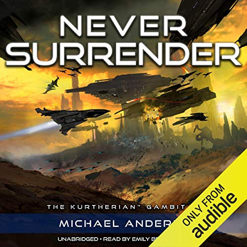 Never Surrender  By  cover art