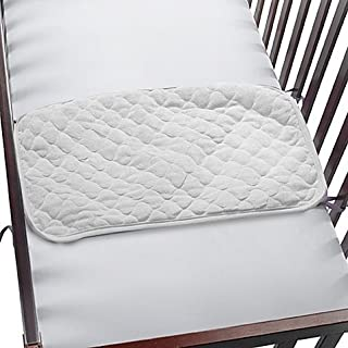 Baby Sheet Saver Pad (White) by BE