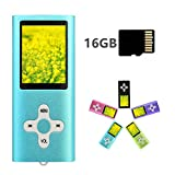 Best MP3 Players - MP3 Player MP4 Player with a 16GB Micro Review
