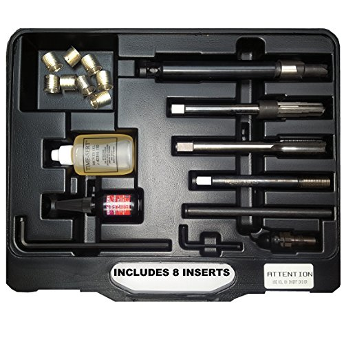 Time-Sert F0RD Triton Spark Plug Repair Kit Includes 8 Inserts 5553-8