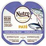 Nutro Perfect Portions Food Trays for Cats - Salmon & Tuna - 75g (24 Pack)
