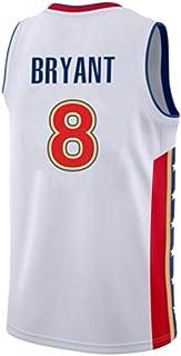 Maglia da Uomo Damian Lillard Portland Trail Blazers # 0 Maglia da Basket per Ragazzi Smanicato ad Asciugatura Rapida per Abbigliamento Sportivo Maglia da Basket Maglia Swingman