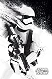STAR WARS EPISODE VII Poster Stormtrooper Paint 61 x 91 cm