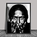 PHhomedecor Leinwanddrucke Poster,Miles Davis Poster Jazz