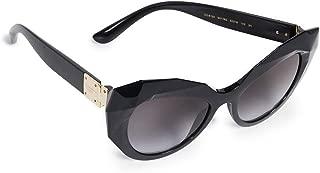Women's Geometric Oversized Cat Eye Sunglasses