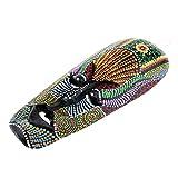 MagiDeal - Máscara de resina africana tribal para decoración – Modelo 01, 30 cm
