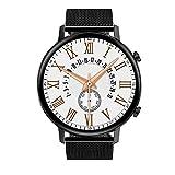 Aliwisdom - Smartwatch da uomo, donna, bambini, schermo da 1,3 pollici, schermo HD, tracker di...