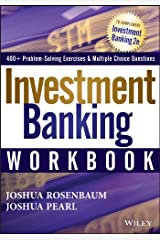 Investment Banking Workbook (Wiley Finance) Kindle Edition