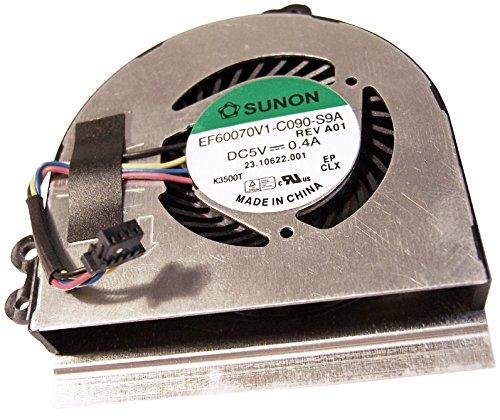 HP 693308–001CPU-Lüfter Notebook-Ersatzteil–Komponente für Laptop CPU-Lüfter EliteBook 2170p