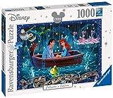Ravensburger-00.019.745 Puzzles 1000 Piezas, Disney Classic, La Sirenita (19745)