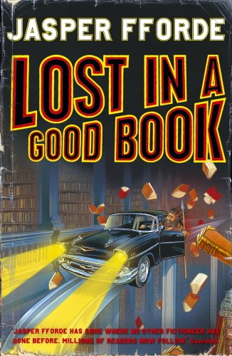 Lost in a Good Book: Thursday Next Book 2 (English Edition)