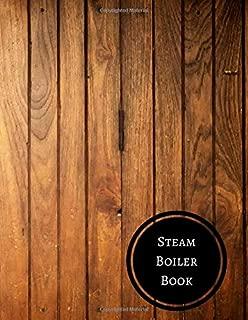 Steam Boiler Book: Boiler Checklist