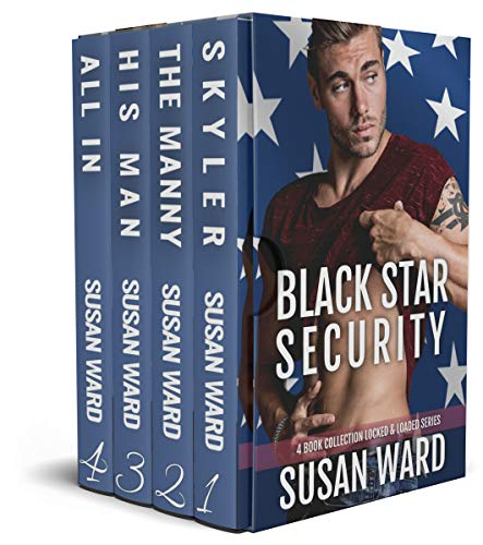 Black Star Security Box Set: 4 Book Collection Locked & Loaded Series (English Edition)