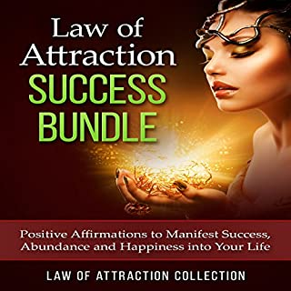 Law of Attraction Success Bundle cover art