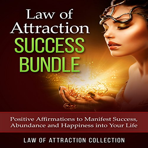 Law of Attraction Success Bundle audiobook cover art