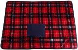 Wghz Almohadilla USB portátil con calefacción para la Rodilla, Manta térmica con calefacción eléctrica de Invierno, extraíble y Lavable para Coche, Oficina en casa, Exterior