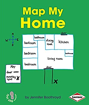 Map My Home  First Step Nonfiction - Map It Out
