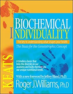 biochemical individuality and nutrition