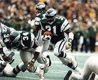 Wilbert Montgomery Philadelphia Eagles 8x10 Sports Action Photo (f)