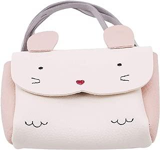 LALANG Kids Rabbit Shoulder Bag Coin Purse Crossbody Wallet Bag