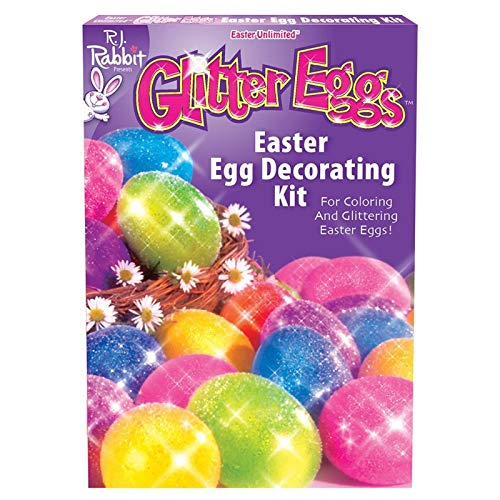 Fun World BB1754C Glitter Eggs East…