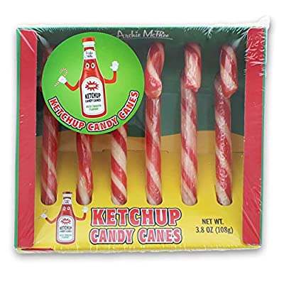 archie mcphee candy canes, End of 'Related searches' list